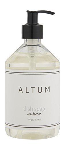 IB Laursen Spülmittel - Altum Sea Breeze - Pumpspender - Minze - Vanille - 500 ml