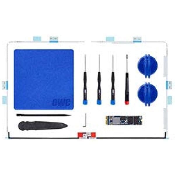 Owc Aura Pro X2 1 To Upgrade Kit Imac 2013 2019 Elektronik