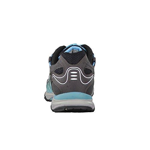 Meindl Schuhe X-SO 30 Lady GTX Surround - schwarz/türkis 41 1/3