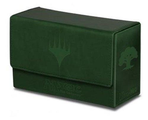 Ultra Pro 86131 - Magic the Gathering Dual Flip Box, grün -