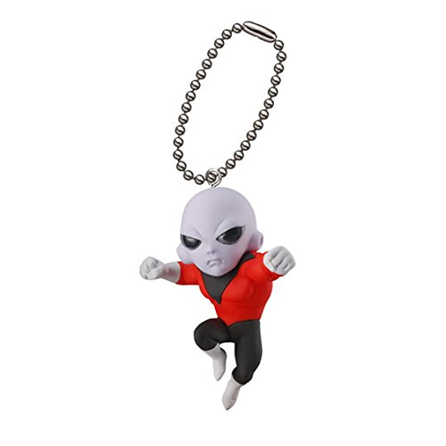 LLAVERO GASHAPON DE JIREN UDM DRAGON BALL SUPER