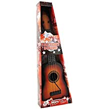 Globo Toys Globo–37309Factory Guitarra de sonido con 4-strings y púa)