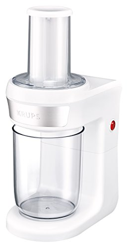 Krups hr6541Spiralizer affettatrice a spirale, Bianco