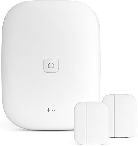 Deutsche Telekom 4025125534939 Smart Home Starter Paket 24 Monate Voucher, 12 W, 240 V, weiß