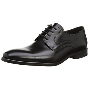 Lloyd Danville Herren Business Schuhe, Schwarz