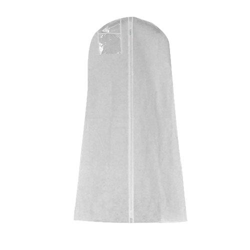 beautygoods Hochzeitskleid Kleidersack Brautkleidersack Displayschutzfolie Abdeckung Mit Transparent...