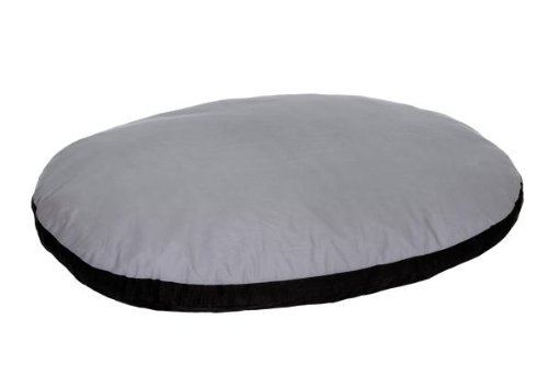 Karlie Flamingo 60061 Kissen, Oval Doc Bed 90 x 66 x 10 cm