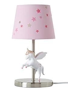 VERTBAUDET Lámpara de mesa Unicornio