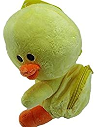 Cute Duck Soft Toy With Bag For Kids.....medium Size