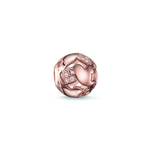 Thomas Sabo Damen-Bead Charms zirkonia K0132-416-14