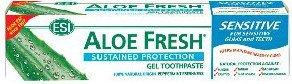 ESI Aloe frais 100ml Toothpast sensibles