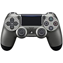 Sony - Mando Inalámbrico DualShock 4, Color Acero Negro (PS4)