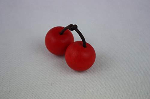 Kaufladenzubehör Kirschen aus Holz, Kaufladenobst -