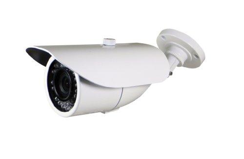 Ccd-30 Ir-leds (BW 600TVL 1/7,6cm CCD IR SONY-Fixobjektiv 3,6mm IR Outdoor Kamera bw30N6, 30Stück IR-LED, 25m Nachtsicht–weiß und schwarz)