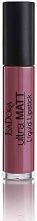 Isadora Ultra Matt Liquid Lipstick - New!, 17 Berry Babe
