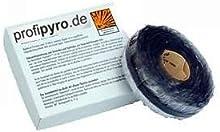 Tape Match (Sticky Match, banda de encendido, cuerda de encendido de profipyro. de)