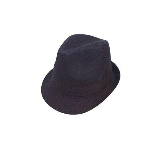 ccs-trading-company-algodon-negro-sombrero-de-5-tamanos-nuevo