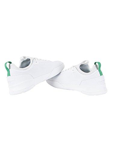 Formador 2 0 Um Verde Lt Espírito Branco Homens branco Lacoste 317 Baixo fxnq0wA7W