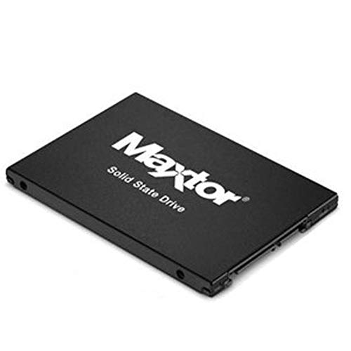 Seagate Maxtor Z1 SSD 240GB Internal Solid State Drive - 2.5 Inch SATA 6 Gb/s for Computer Desktop PC and Laptop (YA240VC1A001)