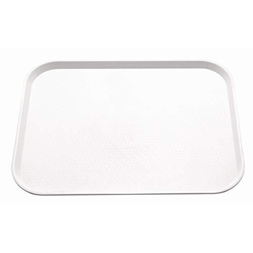 Kristallon gf996Foodservice Tablett, weiß