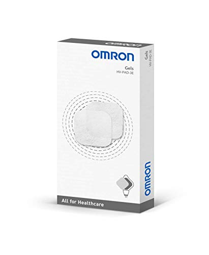 Omron HV-PAD-3E OMRON Gel-Pads für HeatTens Wärme und TENS