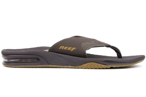 Reef Fanning, Tongs hommes Braun (BROWN/GUM / BGM