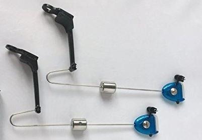 Bissanzeiger für Karpfenangeln, 2 Stück, Blau