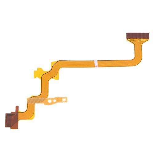 D DOLITY Reemplazo De La Pantalla LCD Flex Cable Unidad