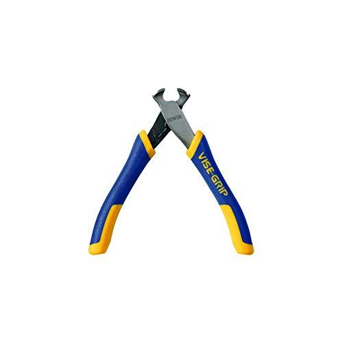 IRWIN Tools Pince étau, extrémité de coupe avec ressort, 4-1/10,2 cm (2078904)