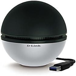D-Link DWA-192 AC1900 Dualband USB 3.0 Adapter (WLAN-Geschwindigkeit von bis zu 1,3 Gbit/s)