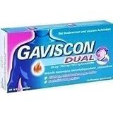 Gaviscon Dual Kautabletten, 16 St.