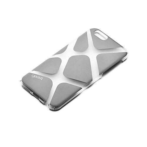 Gear4 Cross Over Schutzhülle Clip-On Case Cover iPhone 6/6S - Schwarz Aqua
