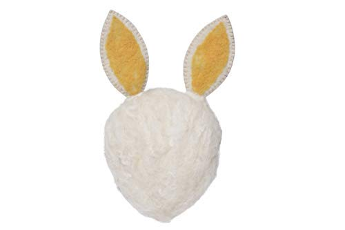 De Kulture Handmade Felt Hanging Easter Bunny Face Decorative 7x2x12 (LWH) for Easter Decoration Home Decoration Party Decoration Easter Gifts