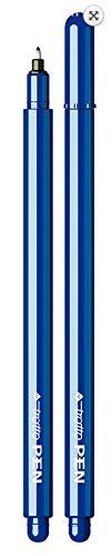 Pennarello Tratto Pen Metal Look 0,5Mm Blu n.01 1Pz
