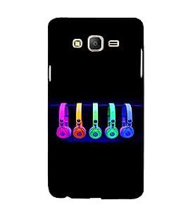 ifasho Designer Phone Back Case Cover Samsung Galaxy On5 (2015) :: Samsung Galaxy On 5 G500Fy (2015) ( Yama Bakasura Bahubali From Hell )