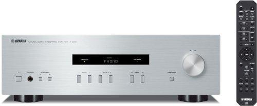 Yamaha A-S201 Amplificateur Stéréo Argent