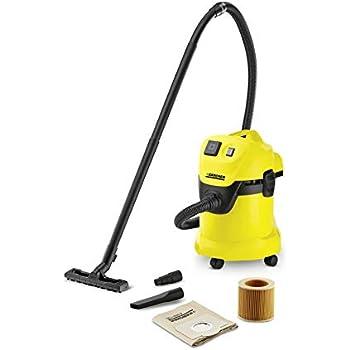 Kärcher WD4 Premium Wet and Dry Vacuum: Amazon co uk
