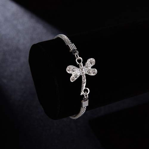 ALUN Armband Schmuck Silber Farbe Armbänder Für Frauen Armband Hochzeitsbankett Armbänder & Amp;Armreifen Valentinstag