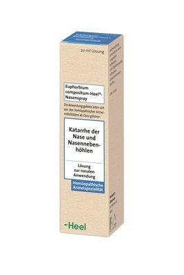 Euphorbium comp. Nasentropfen mit Dosierspray (20 ML)
