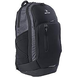 RIP CURL Backpack Mochila de Viaje,Ultraligera,Compartimento Acolchado para portátil,Compartimento Acolchado para portátil,Midnight