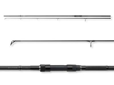 Daiwa Black Widow Carp 2 parts, 12.00 ft - valueable carp rod by Daiwa