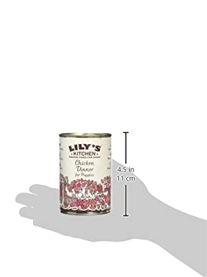 Lily's Kitchen Chicken and Duck Dry Food with Free Storage Tin for Dogs