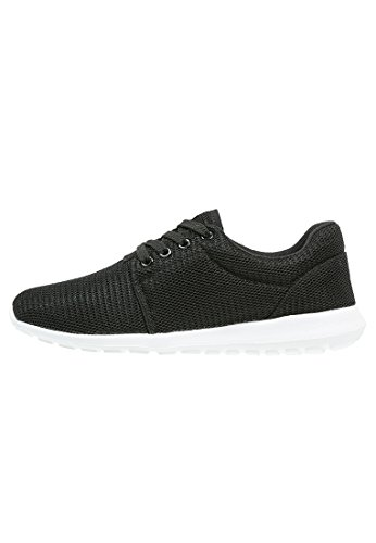 Sneaker Damen Turnschuhe Low in Schwarz, Größe 36 Rosa, Weiße Und Schwarze Jordans