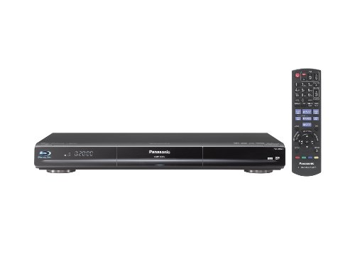 Panasonic Blu-ray Wi-fi (Panasonic DMP-BD85EG-K Blu-ray Player (HDMI, Upscaler 1080p, DivX Ultra-zertifiziert, WiFi, USB 2.0) schwarz)