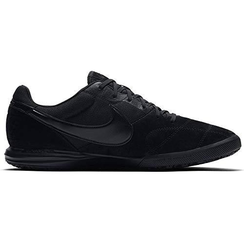 Nike The Premier II Sala, Zapatillas de Fútbol para Hombre, Negro (Black/Black/Black 101), 44.5 EU