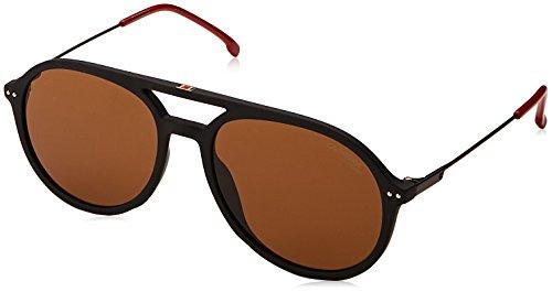 Carrera Herren 2005T/S Sonnenbrille, Schwarz (MTT BLACK), 53
