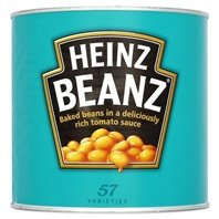 Heinz Baked Beans 2.62kg Can