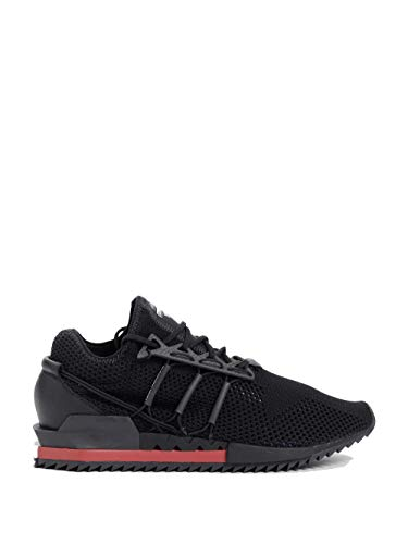 finest selection 51a13 28bf1 adidas Y-3 Yohji Yamamoto Mens Ac7192 Black Fabric Sneakers