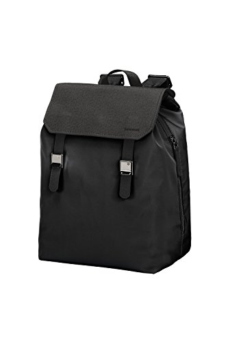 "Samsonite B-Supreme Daily Zaino 10.1"", Poliestere, Nero, 12.5 ml, 32 cm"