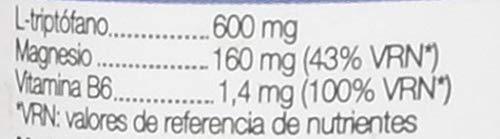 Ana Maria Lajusticia Triptófano con Magnesio y Vitamina B6 , 60 comprimidos - contribuye a reforzar el sistema inmunológico y disminuir el cansancio y la fátiga.